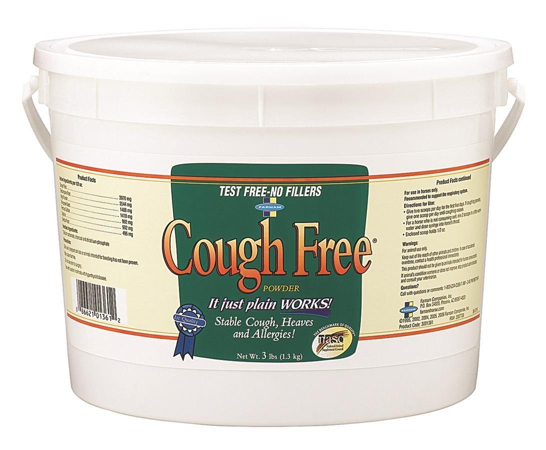 Farnam Cough Free Powder, 3 Pound