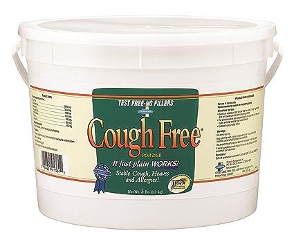 amazon com farnam cough free powder 3 pound pet health care