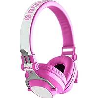 Moki Exo Kids Bluetooth Headphones (Pink)