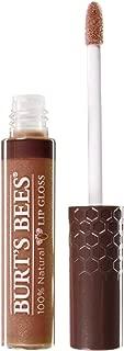 product image for Burt's Bees 100% Natural Moisturizing Lip Gloss, Solar Eclipse - 1 Tube