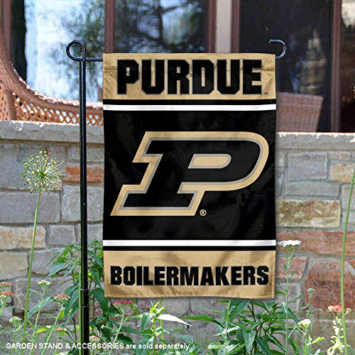 College Flags and Banners Co. Purdue Boilermakers Garden Flag