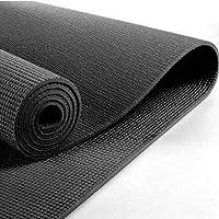 Tita & Tuti Tapete Yoga – Grueso 4mm – para Pilates, Barre, estiramientos - Negro