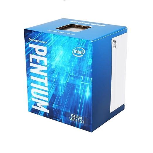 Review Intel BX80662G4400 Pentium Processor