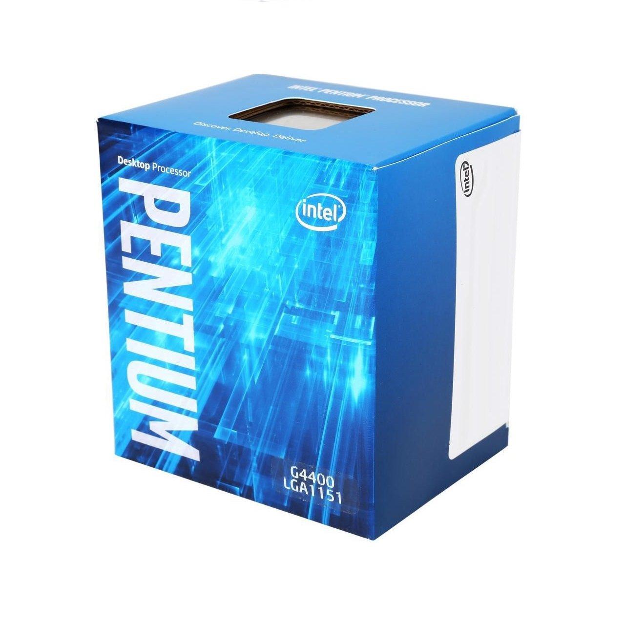 Intel BX80662G4400 Pentium Processor G4400 3.3 GHz FCLGA1151 by Intel