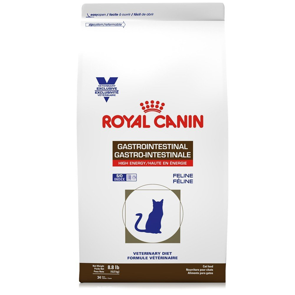 cb89c53e940f Amazon.com   Royal Canin Veterinary Diet Feline Gastrointestinal High  Energy He Dry Cat Food