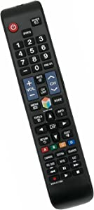 New BN59-01198X Replaced Remote Control BN5901198X fit for Samsung Smart TV UN40J6200 UN40J6300 UN55J6200 HDTV SUHDTV UN40J520D 5500 Series UN50JU6500 UN40J6300AF UN55JU6500
