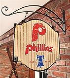 Winning Streak MLB Philadelphia Phillies Men's Tavern Sign, Large, Red