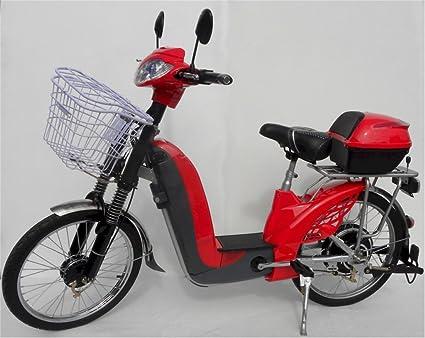 Amazon.com: SonnyBike - Bicicleta motorizada eléctrica para ...