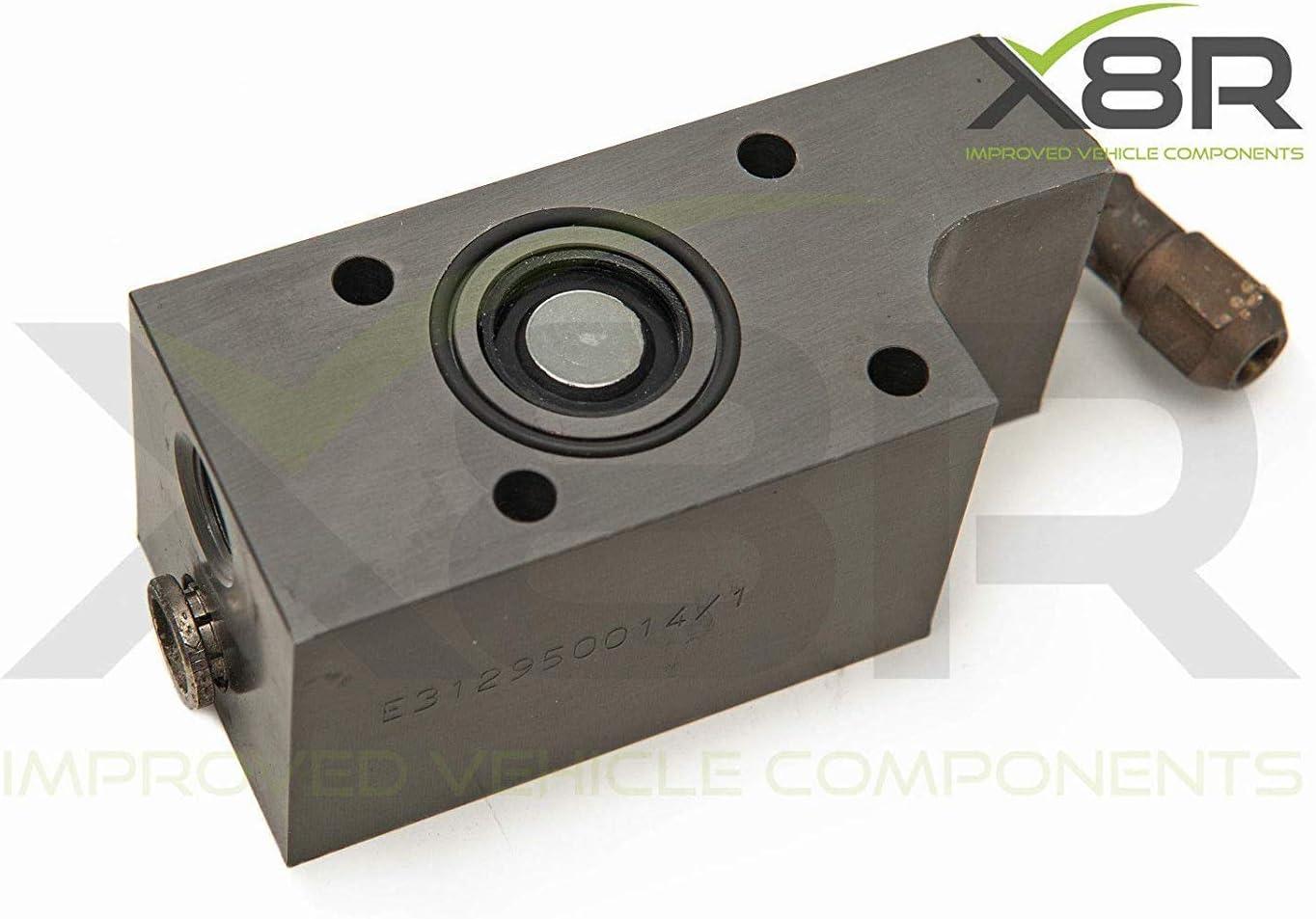 Membran Reparatur P38 Luftfederung Ventil Block O-Ring