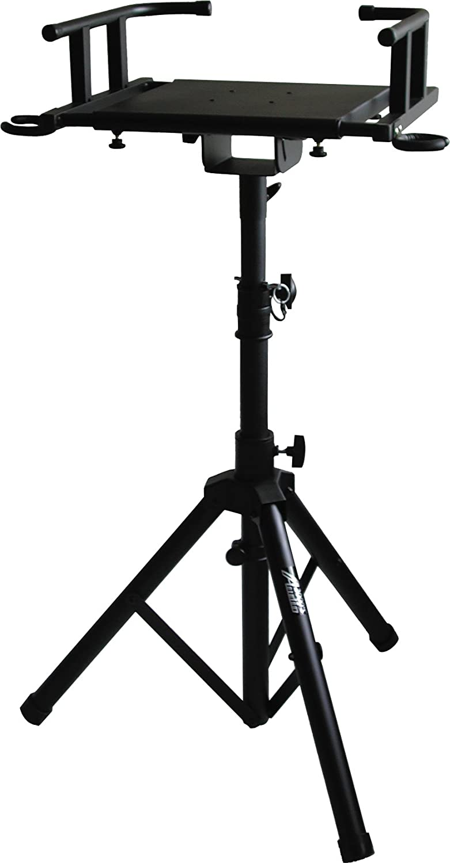 Audio2000'S AST4203 Karaoke Tripod TV Monitor Stand H & F Technologies Inc.