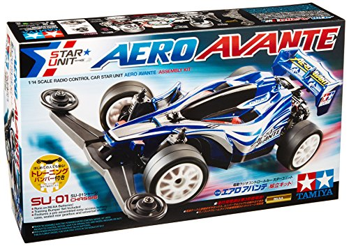 ies No.2 AERO AVANTE (ASSEMBLY KIT) 57402 (Spec Aero Kit)