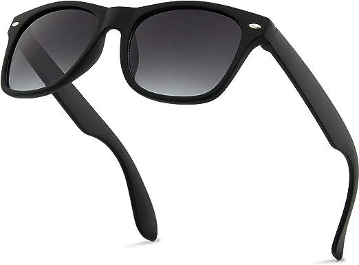 Retro Rewind Kids Sunglasses for Boys Girls Age 3-12 - Shatterproof UV400 Toddler Children Sun Glasses