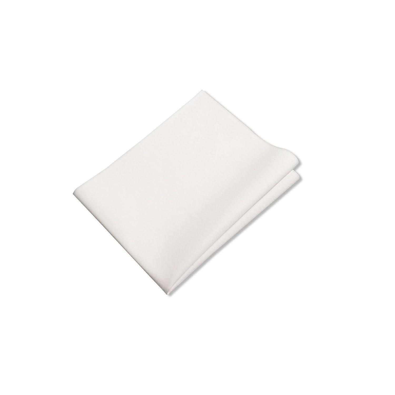 Sterntaler Alèse, Imperméable grâce à sa barrière anti-humidité, 40 x 50 cm, coton, Blanc 10055