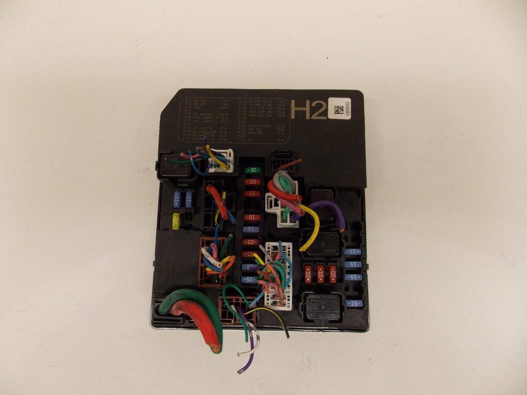00-01 chevy venture 3 4l v6 mpi under hood relay fuse box block panel  #1172, relays - amazon canada