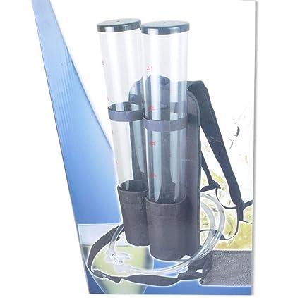 UFFD Dispensador De Vino Tipo Mochila con Pistolas Dobles Máquina De Beber Cañón De Vino Doble