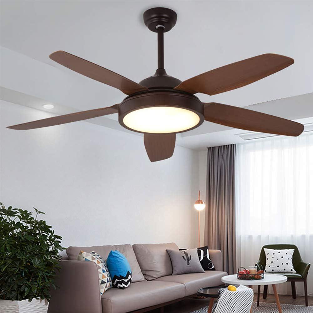 Candelabro de ventilador, luz LED para ventilador de techo ...