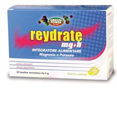 Reydrate Mg + k integrat 20bust