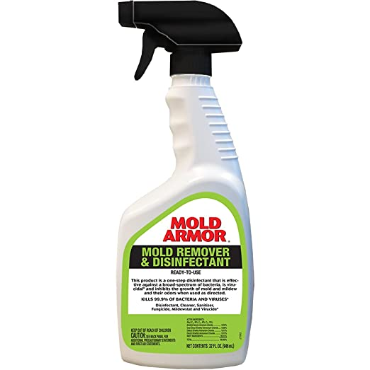 Amazon Mold Armor Fg552 Mold Remover and Disinfectant