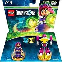 Warner Bros. Home Video Lego Dimensions Teen Titans Go! Fun Pack - Standard Edition
