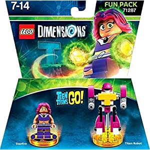 lego dimensions teen titans go! fun pack [object object]