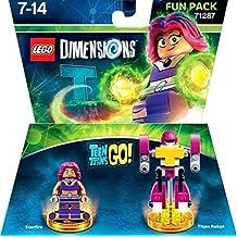 Warner Bros Lego Dimensions Teen Titans Go Fun Pack