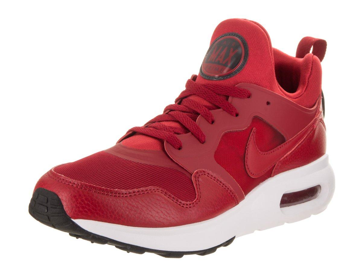 NIKE Men's Air Max Prime Gym Red/Gym Red Anthracite Running Shoe 8 Men US