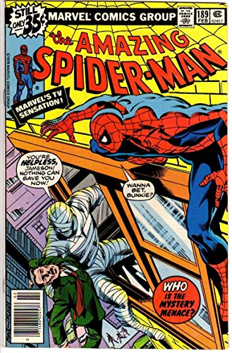 spiderman 189 - 3