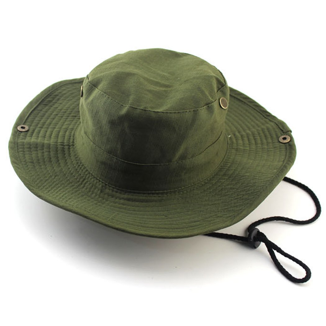 New outdoors large brimmed fishing hat sun uv protection for Fishing sun hat