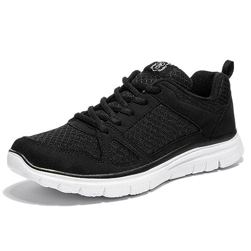 16a61456c3da3e NDB Herren Leichtes Sneaker Sportschuhe Laufschuhe  Amazon.de ...