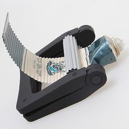 Exprimidor de tubos con material de PV y aluminio, tubo de pasta de dientes,