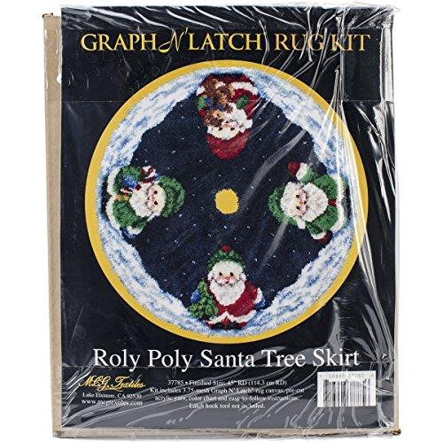 M C G Textiles 37785 Latch 45 Inch