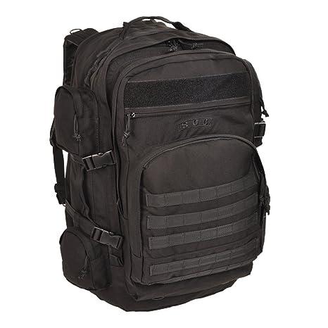Sandpiper of California Long Range - Mochila de senderismo, color negro, talla Size 100: Amazon.es: Deportes y aire libre