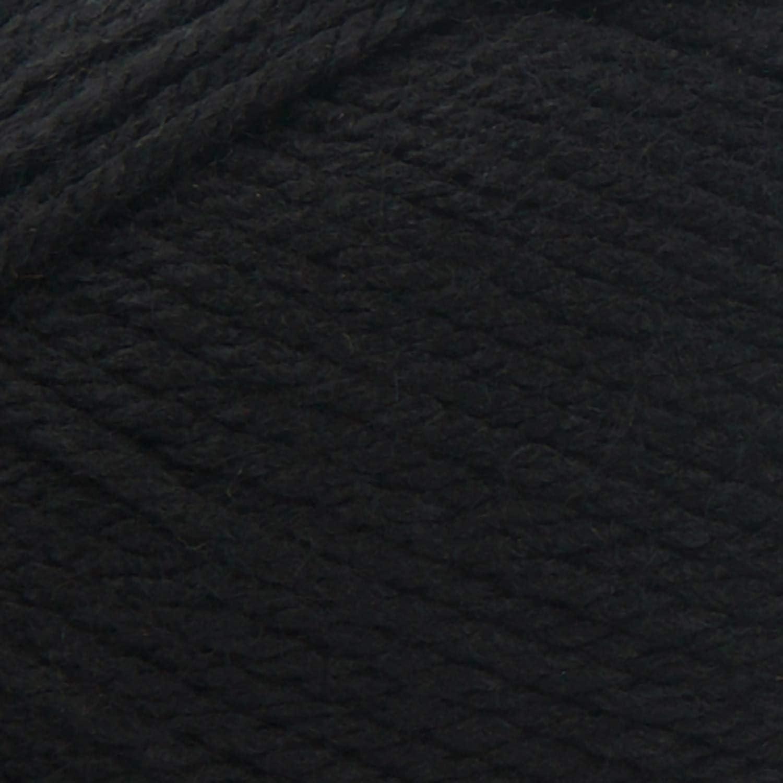 LION BRAND YARN Company 202-209 Yarn Basic Stitch an Rosewood
