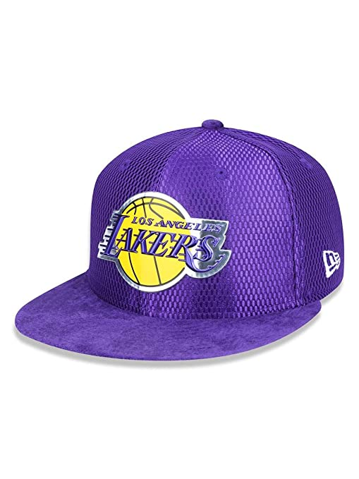 Los ángeles Lakers Nueva Era 9 Fifty de Corte Ajustable Gorra ...