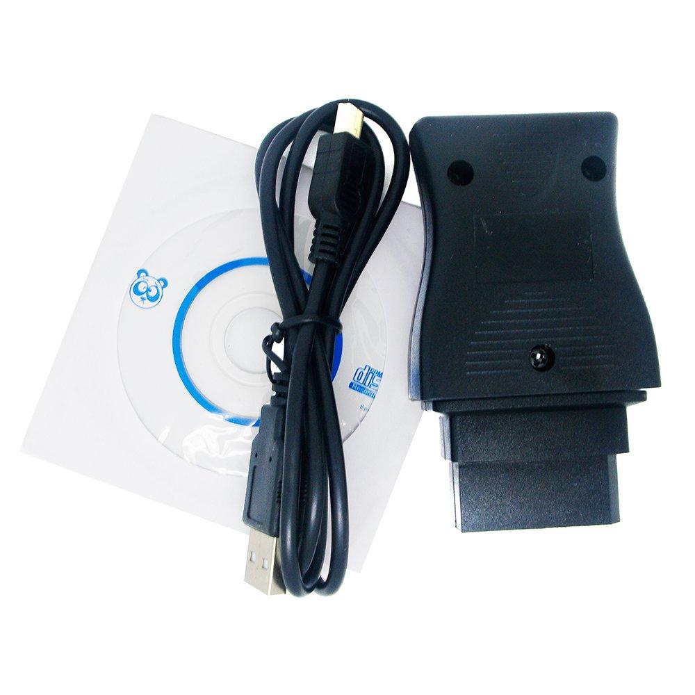 Bestcompu 14 Pin Consult II OBD DDL USB Interface Diagnostic
