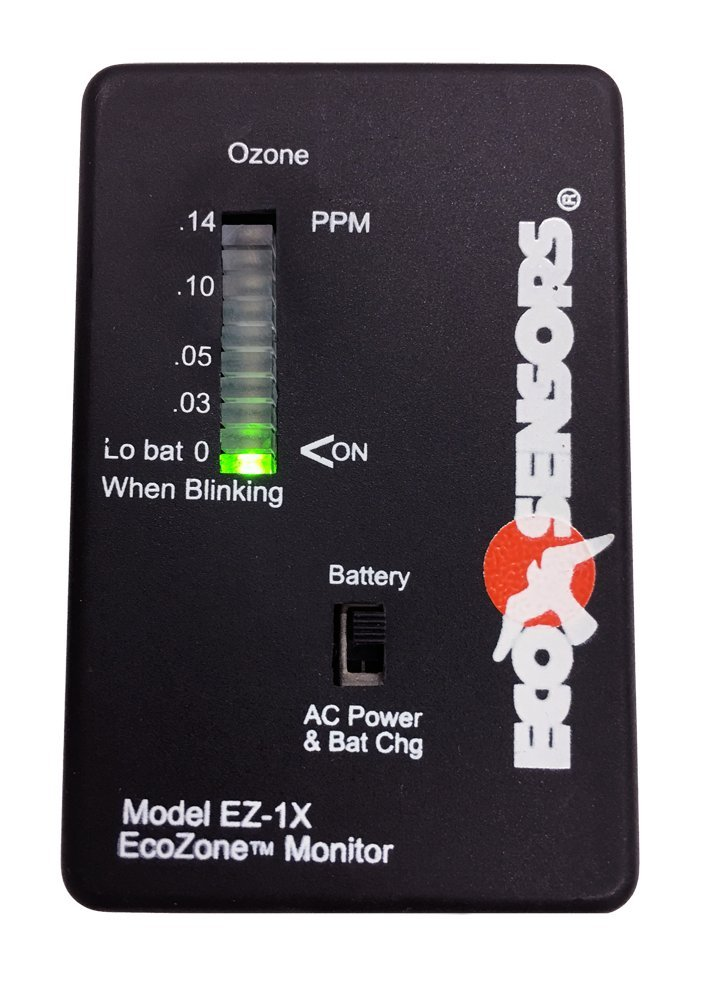 Eco Sensors EZ-1X Ozone Monitor, Continuous Duty
