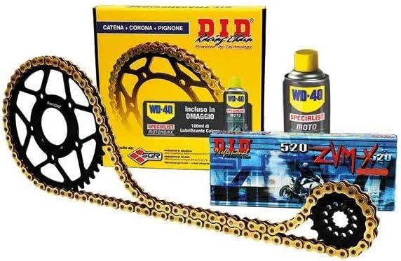 /118/dID525VX G /& B R pour: Yamaha 900/TDM /42/ Kit s-AC 16/