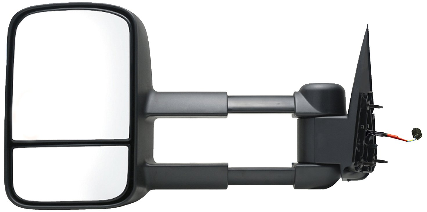 Fit Systems 62140G Chevy//GMC Left Side Heated//Power Towing Mirror
