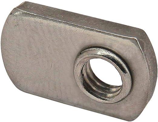 3286 25 Pack 15 Series 1//4-20 Centered Slide in Economy T-Nut 80//20 Inc