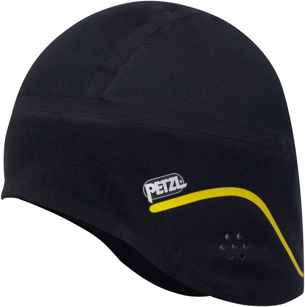 PETZL Hat Beanie 1 - Ovillo de Lana, Color Negro, M/L