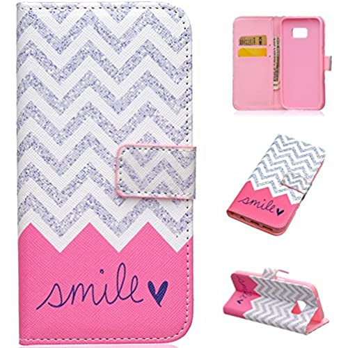 S7 Wallet Leather Case,Topratesell Wallet Folio Leather Flip Case Cover with Credit Card Id Pocket for Samsung Sales