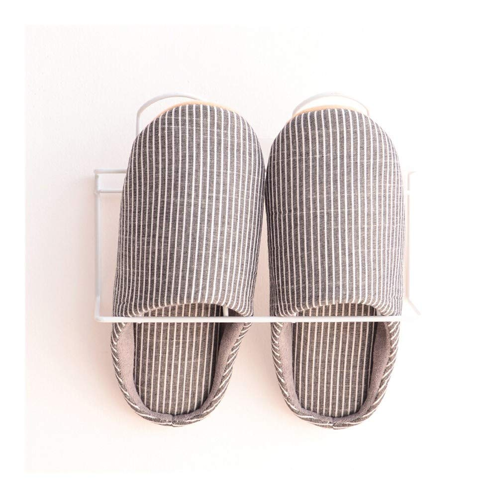 HOUSEHOLD Slippers Men's Durable Classic Cozy Winter Indoor Shoes Slipper Washable Casual Comfortable Cotton Slippers Anti Slip Easy Close Wide Fitting Slippers (Color : C, Size : XXL) by HOUSEHOLD