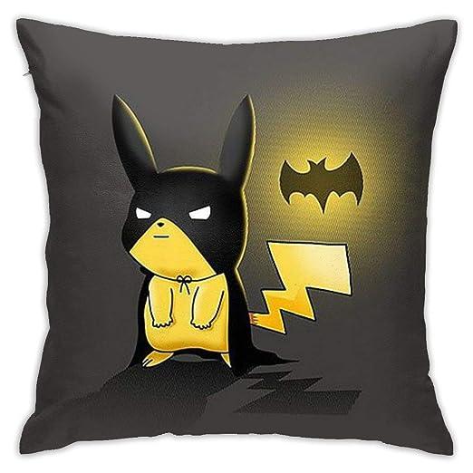 DailiH Cute Pokemon - Pikachu Throw Pillow Covers - Funda de ...