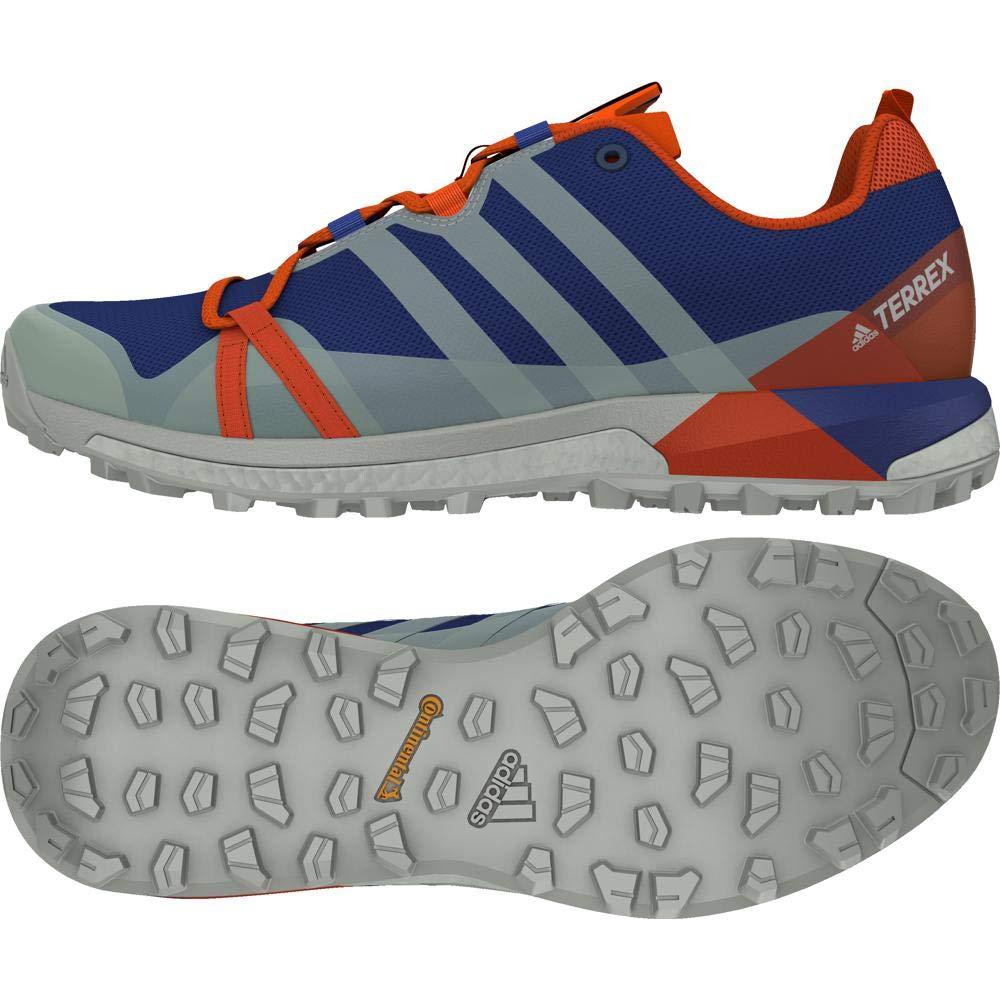 Adidas Herren Terrex Agravic Trekking- & Wanderhalbschuhe blau 50.7 EU