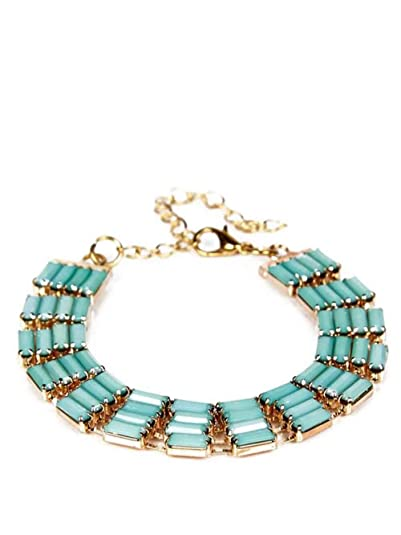92e9a087f500 HABBANA Tiffany Blue Bracelet  Amazon.in  Jewellery
