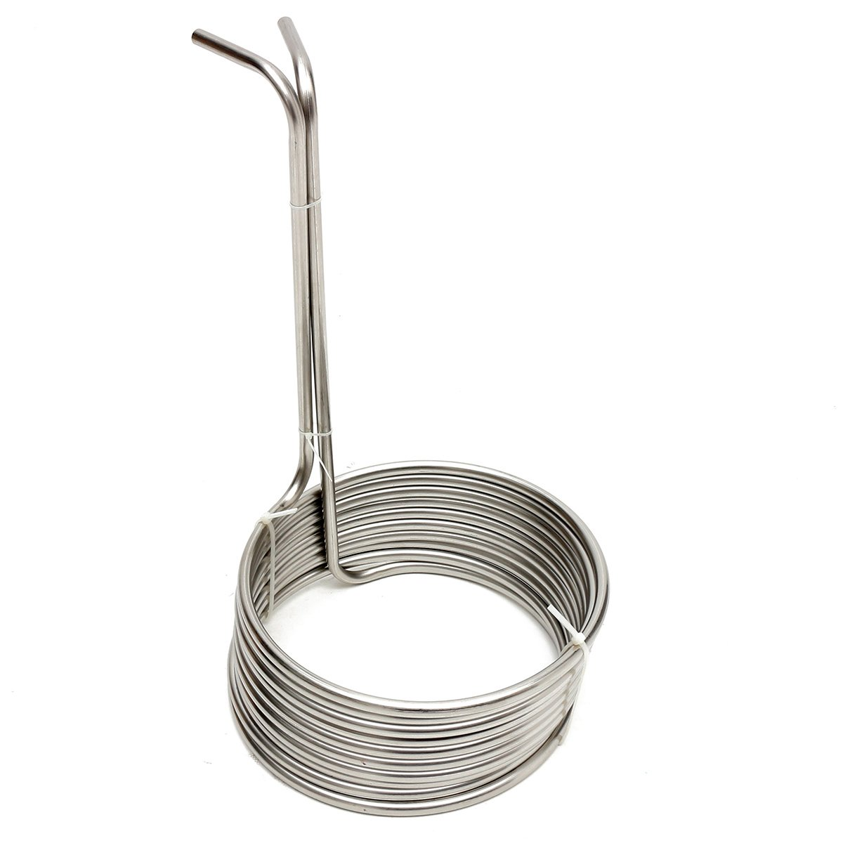 Cooling Coil Pipe, SENREAL Super Efficient Stainless Steel Cooling Coil Home Brewing Wort Chiller Pipe-#1 by SENREAL (Image #6)