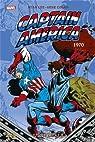 Captain America - Intégrale, tome 4 : 1970 par Colan