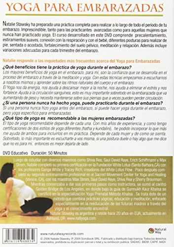 5b4c23b48 Yoga Para Embarazadas    USA   DVD   Amazon.es  Cine y Series TV