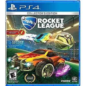 Rocket League: Collector's Edition - PlayStation 4
