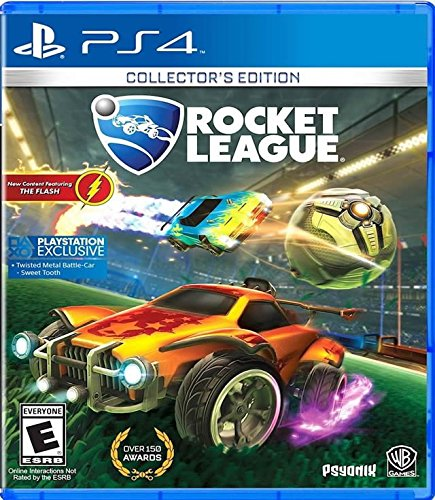Rocket League: Collector's Edition – PlayStation 4